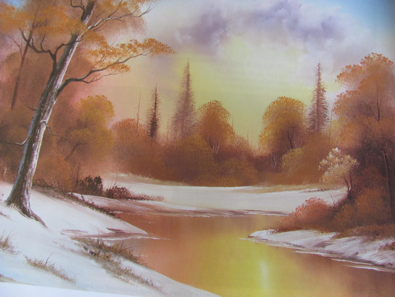 A Mild Winter's Day