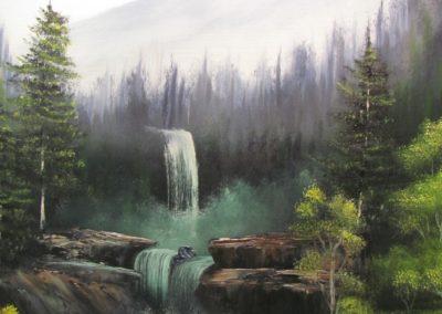 Falls in the Glen