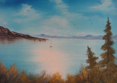 Penn Cove View I
