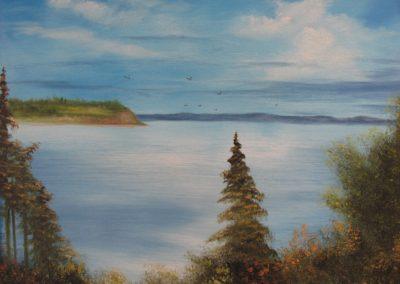Penn Cove View II