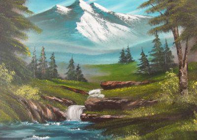 Mountain Hide-Away