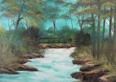 Secluded Bridge