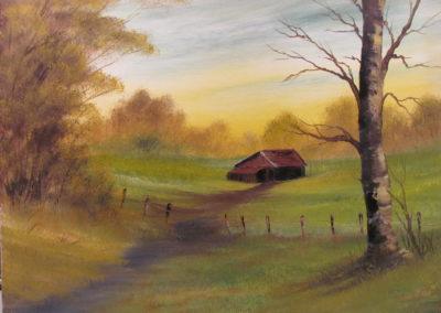 Delightful Meadow Home